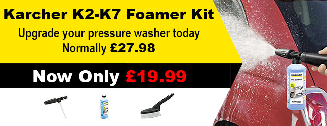 Karcher Foamer Kit