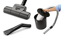 Karcher Canister Vacuum Accessories