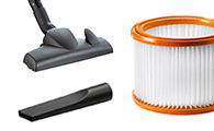 Nilfisk Canister Vacuum Accessories