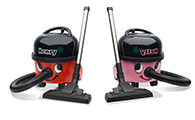 Numatic Canister Vacuums