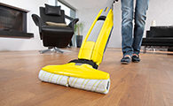 Hard Floor Cleaning Machines