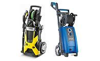 Large Domestic Pressure Washers