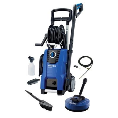 Nilfisk E145.3-10 H P X-tra Pressure Washer with Home & Car Bundle