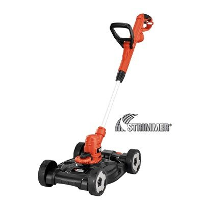 Black & Decker ST5530CM 3-in-1 550W Strimmer with City Mower Deck