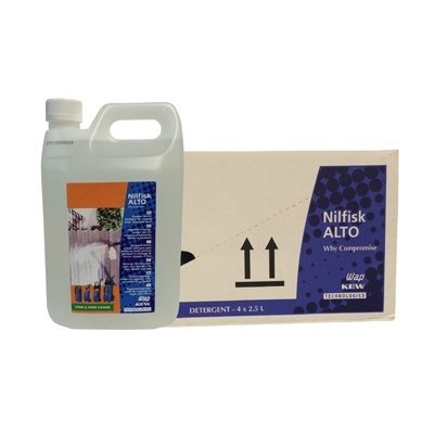 Nilfisk Stone & Wood Cleaner - Pack of 4