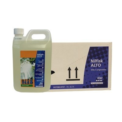 Nilfisk Plastic Cleaner - Pack of 4