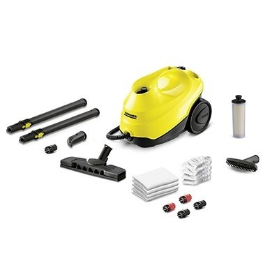 Karcher SC3 Platinum Steam Cleaner Bundle
