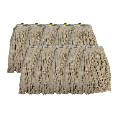 16oz Twine Yarn Kentucky Mop Head (Pack of 10)