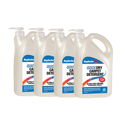 Rug Doctor Pro Quick Dry Carpet Cleaner (4 x 5 Litre)