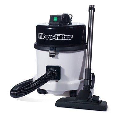 Numatic Hepa Vacuum MFQ 370-21 with AS1 Kit