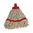 SYR Economy Mini Mop Head (Red)