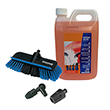 Nilfisk Click & Clean Car Combi Cleaning Kit