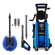 Nilfisk P150.2-10 X-tra Home Pressure Washer Bundle