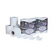 Whisper Silver 2 Ply White Premium Toilet Roll